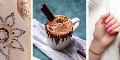 Henna and Hot Cocoa