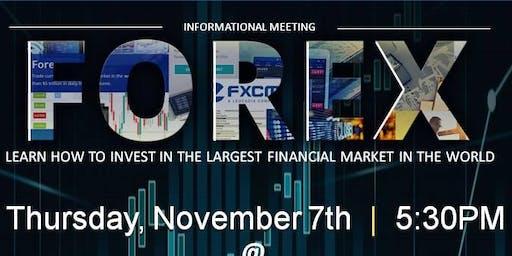 Forex/Crypto Informational Seminar