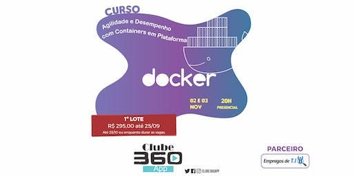 Agilidade e Desempenho com Containers em Plataforma Docker