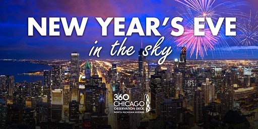 New Year's Eve in the Sky