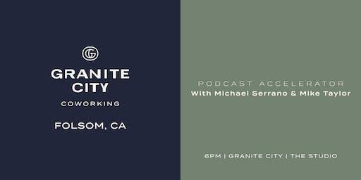 Granite City Coworking Podcast Accelerator