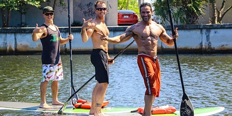 7 Mile Island City 360 Paddle Challenge (Kayak and Stand Up Paddle Board) tickets
