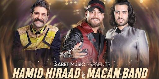 Hamid Hiraad & Macan Band TORONTO