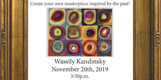 Art History for Kids: Wassily Kandinsky