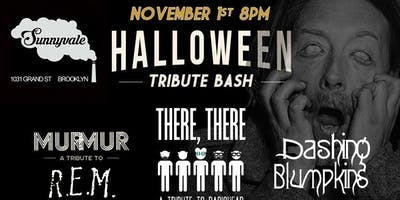 Halloween+Tribute+Bash+w-+Murmur%2C+There%2C+Ther