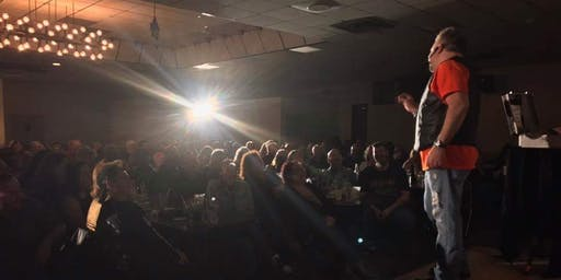 Inside the Badge Comedy Fundraiser Event
