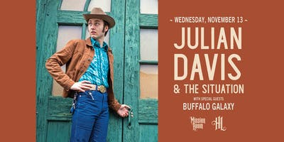 Julian Davis & The Situation with Buffalo Galaxy