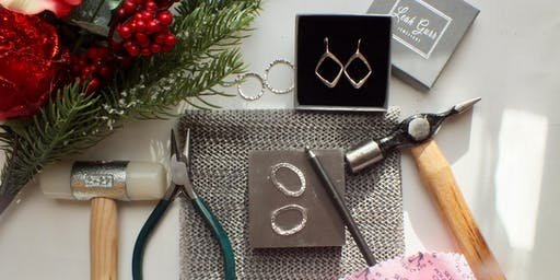 Make Your Own Silver Earrings