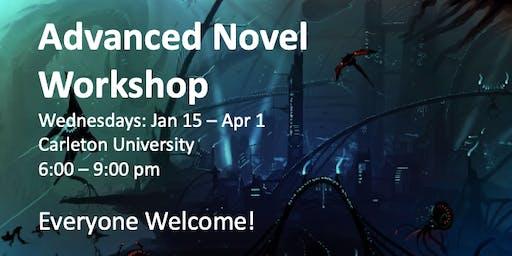 Advanced Novel Workshop