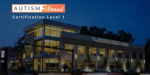 Autism Fitness Level 1 - Gainesville, FL - May-23-24 - 2020