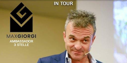 Max Giorgi Tour