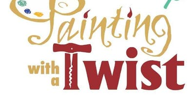 Painting with a Twist Posh n Sip