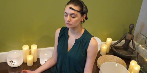 Chakra Meditations (Guided Story) With Rhythmic Lights & Brainwave Tracking