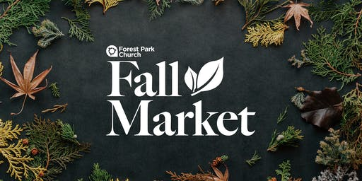 The Fall Market at Forest Park