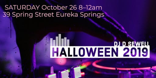 Eureka Springs Zombie Invasion Halloween - Zombie Crawl After Party
