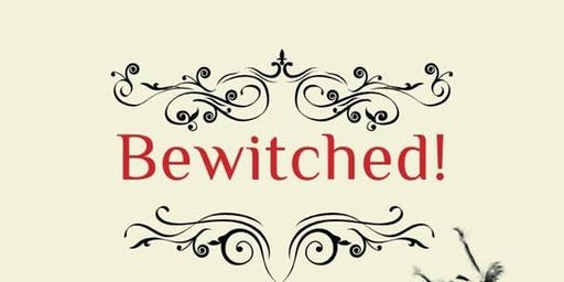 Miss Sylvia Sceptre 'Bewitched'
