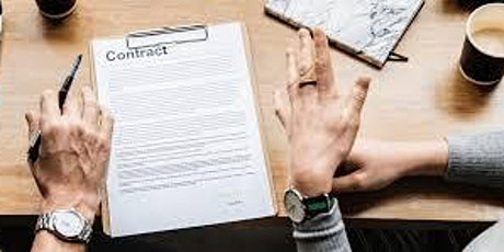 Everything You Want to Know About Writing Real Estate Contracts tickets