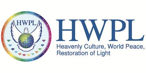 HWPL World Alliance of Religions' Peace Dialogue (WARP)