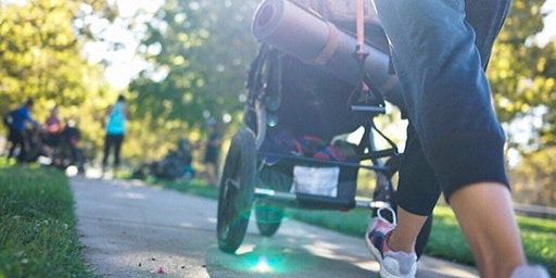 Stroller Strides - FIT4MOM - fitness for Moms and Children in strollers.