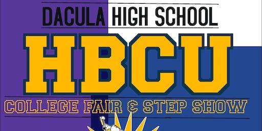 Dacula High School HBCU College Fair & Step Show Competition
