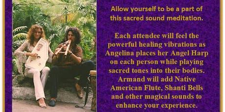 Angel Harp Meditation Experience tickets