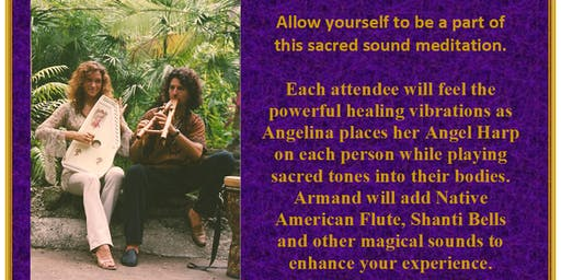 Angel Harp Meditation Experience