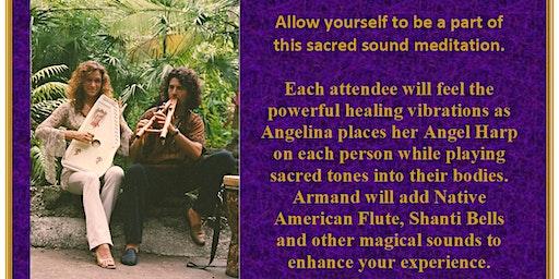 Angel Harp Meditation Experience