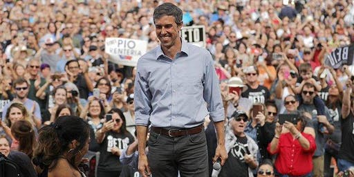 Asheville for Presidential Candidate Beto O'Rourke Coffee Hour