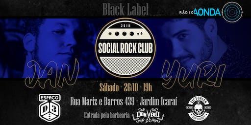Black Label Social Rock Club: JAN E YURI CORBAL