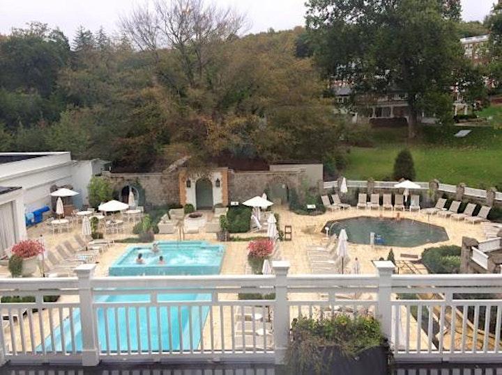 Thanksgiving Weekend Retreat Waking Up Happiness @ Virginia Hot Springs ~ image