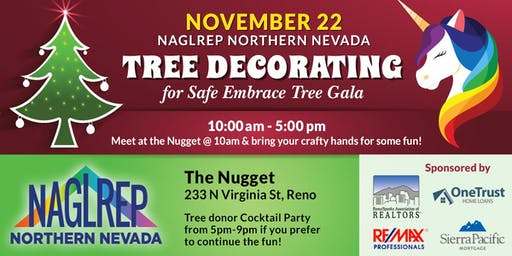 NAGLREP Northern Nevada Tree Decorating Nov 22