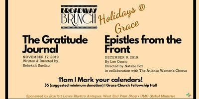 Broadway Brunch - Epistles from the Front