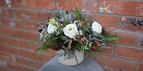 Holiday Floral Centerpiece Workshop tickets