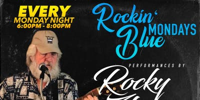 Rockin' Blue Mondays featuring Rocky Zharp