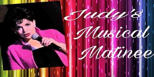 Judy's Musical Matinee