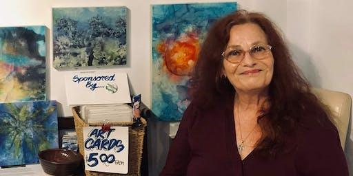 Meet Rosemary Hayes at Pacific Arts Market