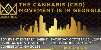 CBD is Hot!   How to get the Health & Wealth Focus Group