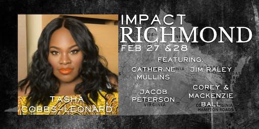 Impact Richmond Feat. Tasha Cobbs-Leonard & More