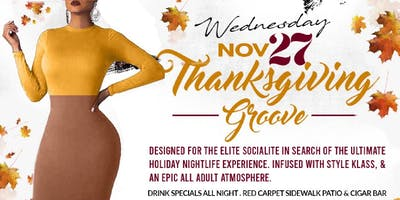 THANKSGIVING GROOVE 2019