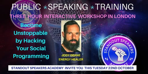 How to Become Unstoppable by Hacking Your Social Programming - StandOut Speakers Academy