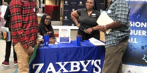Zaxby's Job fair -MLK Drive, Atlanta