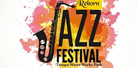 Jazz Reborn Festival tickets