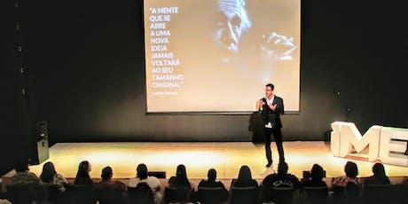 PALESTRA MENTE VENCEDORA - INTELIGÊNCIA EMOCIONAL & CONSCIENCIAL bilhetes