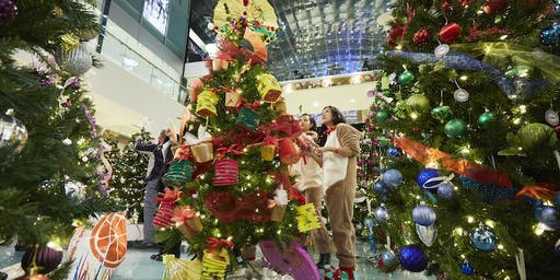 christmas tree decorating workshop