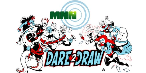 Dare2Draw with Special Guest Mentoring Artist Peter Kuper!