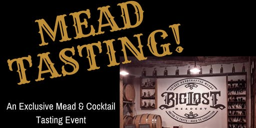 Mead Tasting Event
