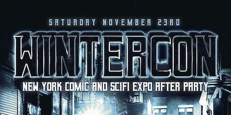 Wintercon Afterparty Hosted By Kariselle Snow - Music By Dramos tickets