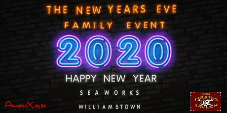 2020 The New Years Eve Family Party tickets