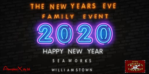 2020 The New Years Eve Family Party