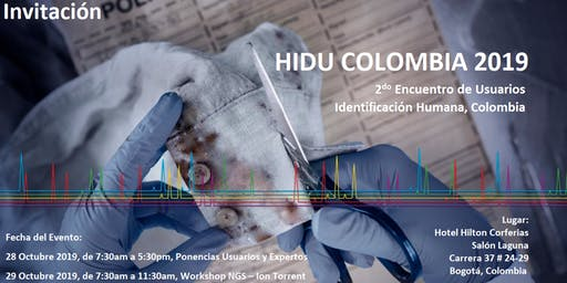 2do Encuentro Usuarios HIDU CO2019